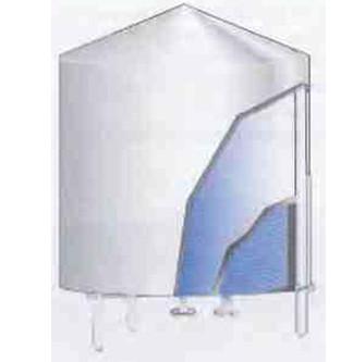 Рис.11 Заключенная в корпус  труба предназначена для  продолжительной выдержки молока.