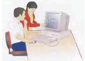 Рис.5 Информация о состоянии производства предоставляется  в наглядном виде Информационной  системой управления производством.