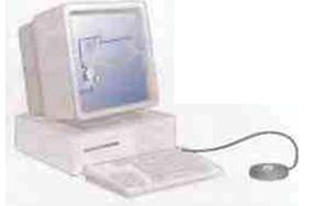 Рис.6 Представление производственной информации на дисплее компьютера.