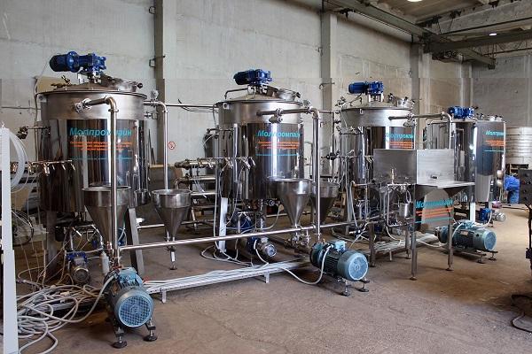 Отбор устройств для пищевой промышленности: производство молока