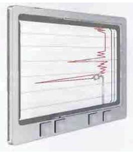 Рис.3 Один из примеров аналогового управления - контроль температуры в пастеризаторе.